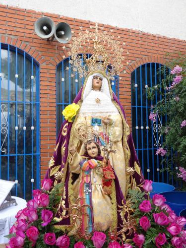 Santo Soledad 2015