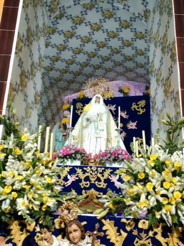 Virgen de la Soledad 2016