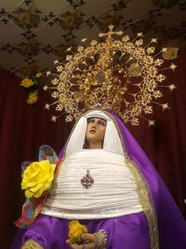 Virgen Soledad Cuaresma 2018